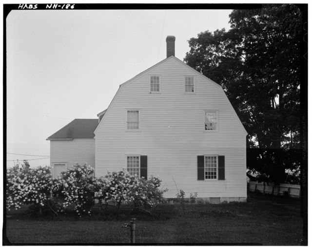 Shaker Meetinghouse, Shaker Village Road, Canterbury, Merrimack County, NH
