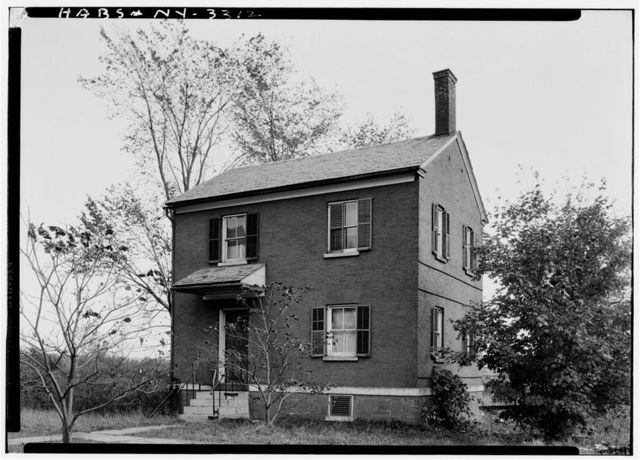 Shaker Ministry's House, Watervliet Shaker Road, Colonie Township, Watervliet, Albany County, NY