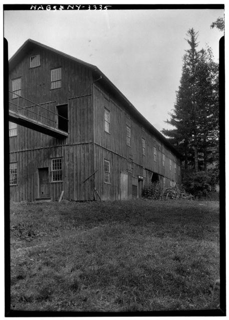 Shaker South Family Chair Factory, Shaker Road, New Lebanon, Columbia County, NY