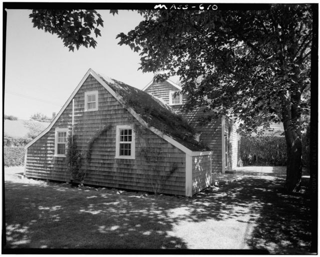 Shanunga, Mitchell Street (moved from original location), Siasconset, Nantucket County, MA