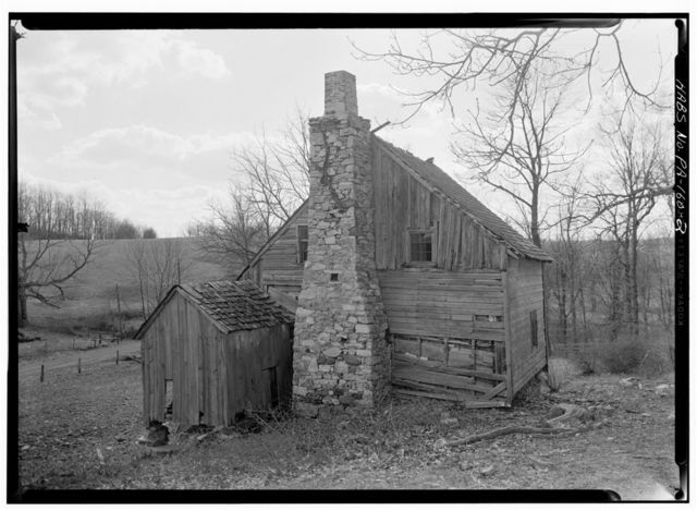 Sharity Road (House), (West Marlborogh Township), Green Lawn, Chester County, PA