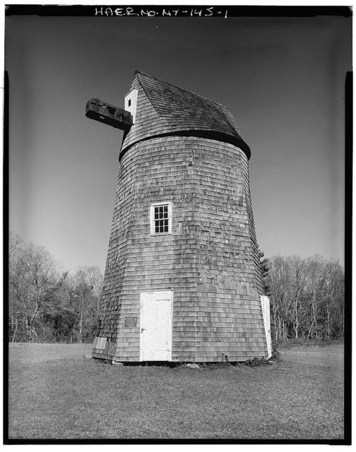 Shelter Island Windmill, Manwaring Road, Shelter Island, Suffolk County, NY