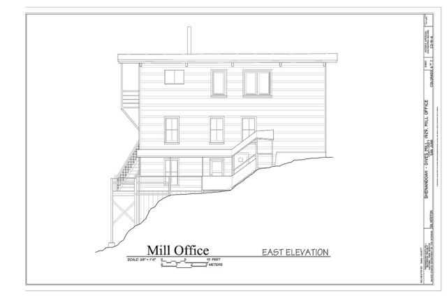 Shenandoah-Dives Mill, Mill Office, 135 County Road 2, Silverton, San Juan County, CO