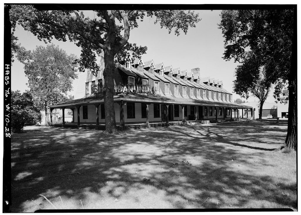 Sheridan Inn, Sheridan, Sheridan County, WY