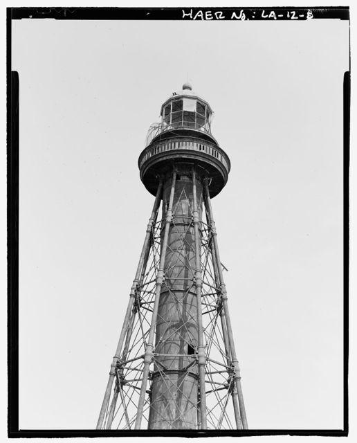 Ship Shoal Light Station, Gulf of Mexico, Theriot, Terrebonne Parish, LA