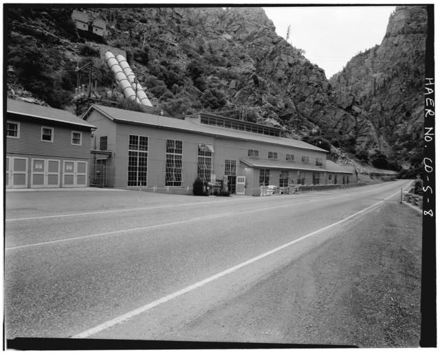 Shoshone Hydroelectric Plant Complex, 60111 U.S. Highway 6, Glenwood Springs, Garfield County, CO