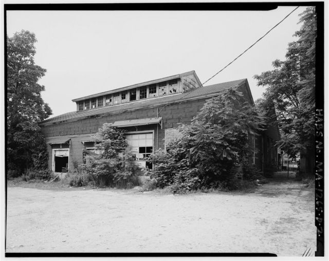 Simonds Manufacturing Company, Building No. 14, 23-55 North Street, Fitchburg, Worcester County, MA