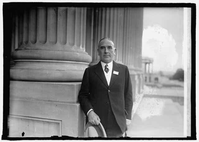 Sir Robert Horne (Int. Union), 10/1/25