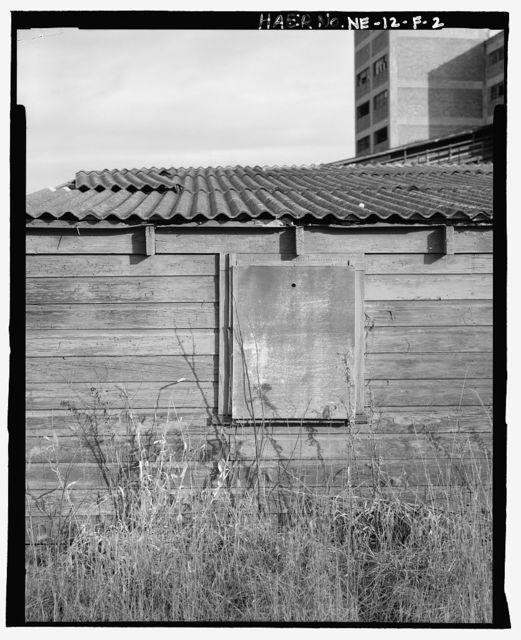 Skinner Meat Packing Plant, Outbuilding No. 4, 6006 South Twenty-seventh Street, Omaha, Douglas County, NE