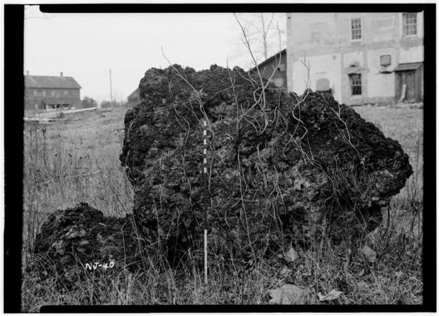 Slag Heap, Batsto Village, Batsto, Burlington County, NJ