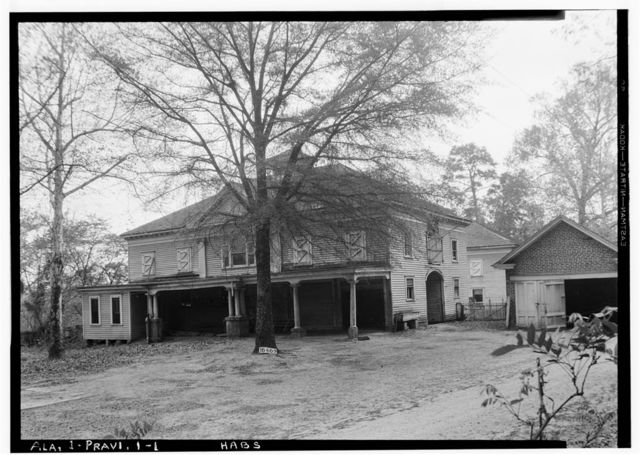 Smith Racing Stables, County Road 75, Prattville, Autauga County, AL