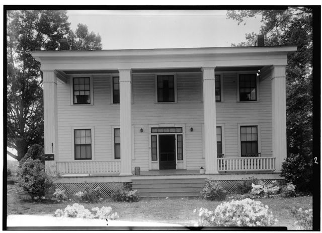 Smithson House, Newland Highway, Elizabeth City, Pasquotank County, NC