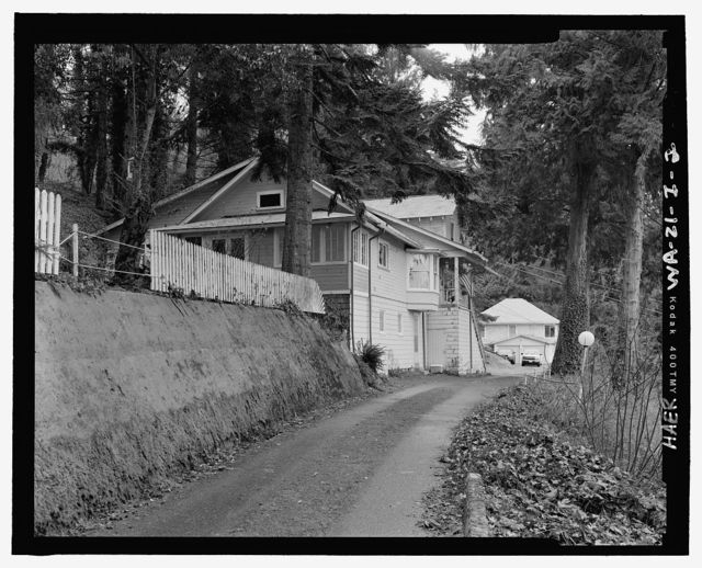 Snoqualmie Falls Hydroelectric Project, Cottage No. 4, .5 mile north of Snoqualmie, Snoqualmie, King County, WA
