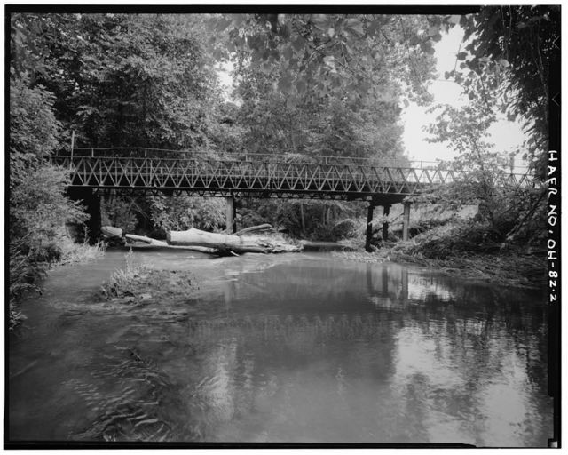 Sockman Road Bridge, Spanning Granny Creek on Sockman Road, Fredericktown, Knox County, OH