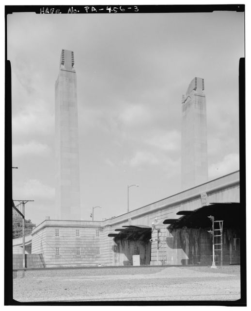 Soldiers' & Sailors' Memorial Bridge, Spanning Paxton Creek & Cameron Street (State Route 230) at State Street (State Route 3014), Harrisburg, Dauphin County, PA