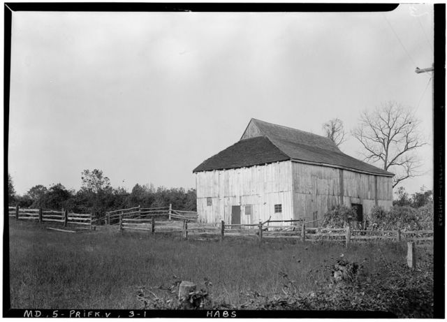 Solomons Island Road (Tobacco Barn), State Routes 2 & 4, Stoakley, Calvert County, MD
