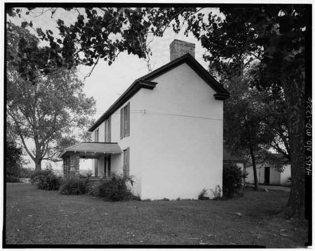 Sophia Rollins House, Farm Route F vicinity, Smithville, Clay County, MO