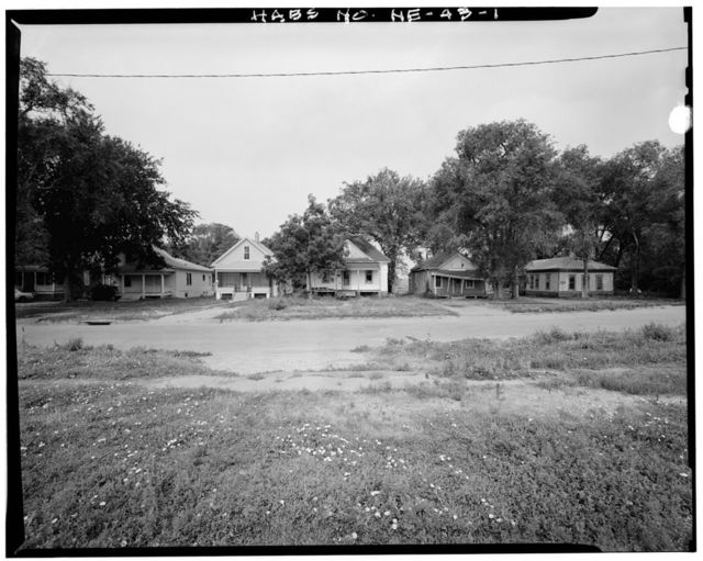 South Bottoms Historic District, 701, 705, 709, 711 & 715 South First Street, Lincoln, Lancaster County, NE