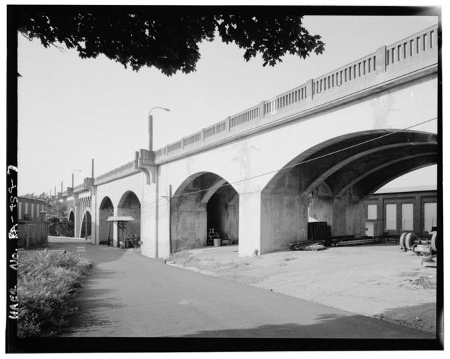 South Eighth Street Viaduct, Spanning Little Lehigh Creek at Eighth Street (State Route 2055), Allentown, Lehigh County, PA
