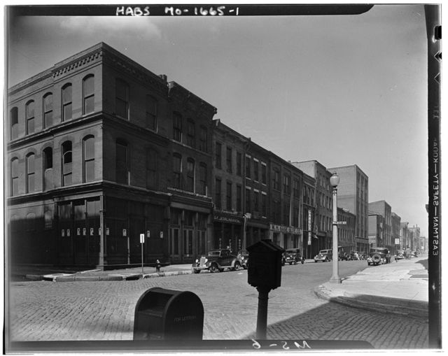 South Main Street (Commercial Buildings), Saint Louis, Independent City, MO