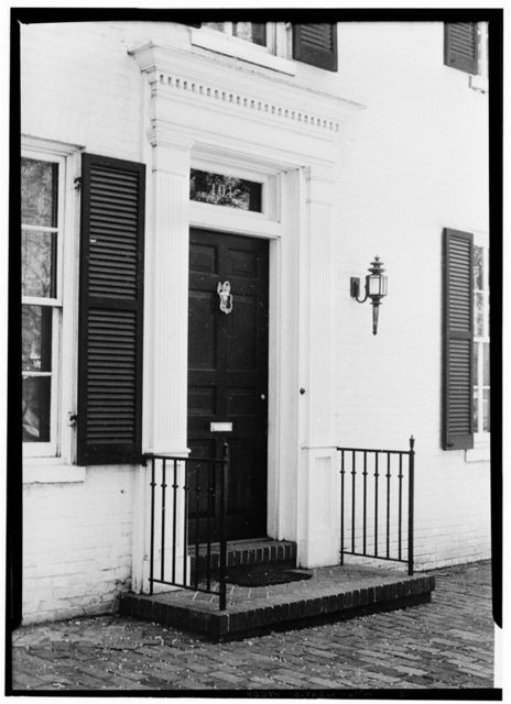 Southeast Area Survey, 101 & 122-124 Carroll Street (House), 1008 Potomac Street (House), Canal Street at Independence Avenue (Row House), 1016-1018 Potomac Street (House), Washington, District of Columbia, DC