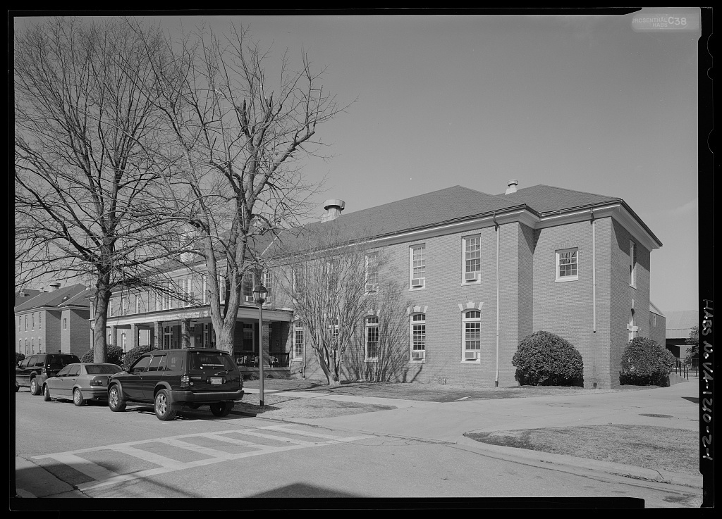 Southern Branch of the National Home for Disabled Volunteer Soldiers , Building 71, 100 Emancipation Drive, Hampton, Hampton, VA