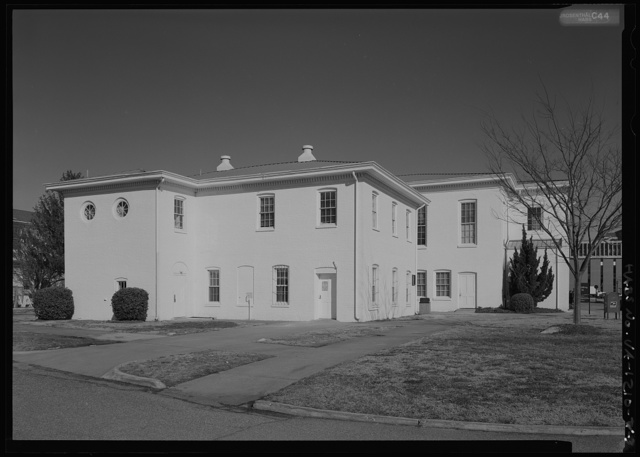 Southern Branch of the National Home for Disabled Volunteer Soldiers , Building 36, 100 Emancipation Drive, Hampton, Hampton, VA