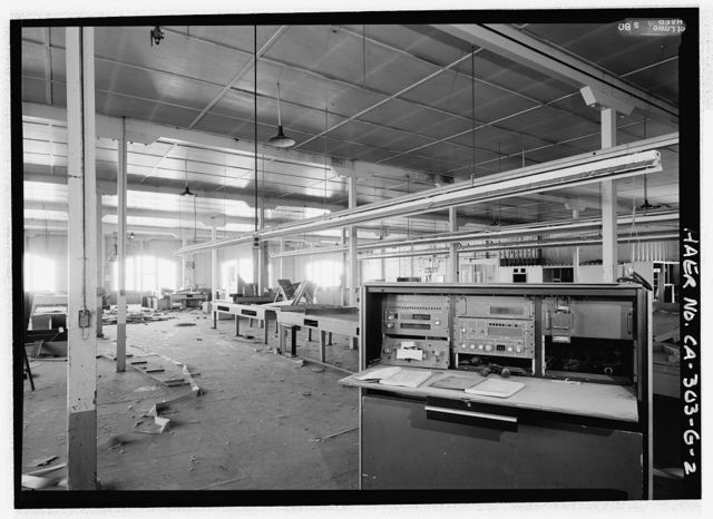Southern Pacific, Sacramento Shops, Planing Mill, 111 I Street, Sacramento, Sacramento County, CA