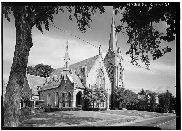 Southport Congregational Church, 523 Pequot Road, Southport, Fairfield County, CT