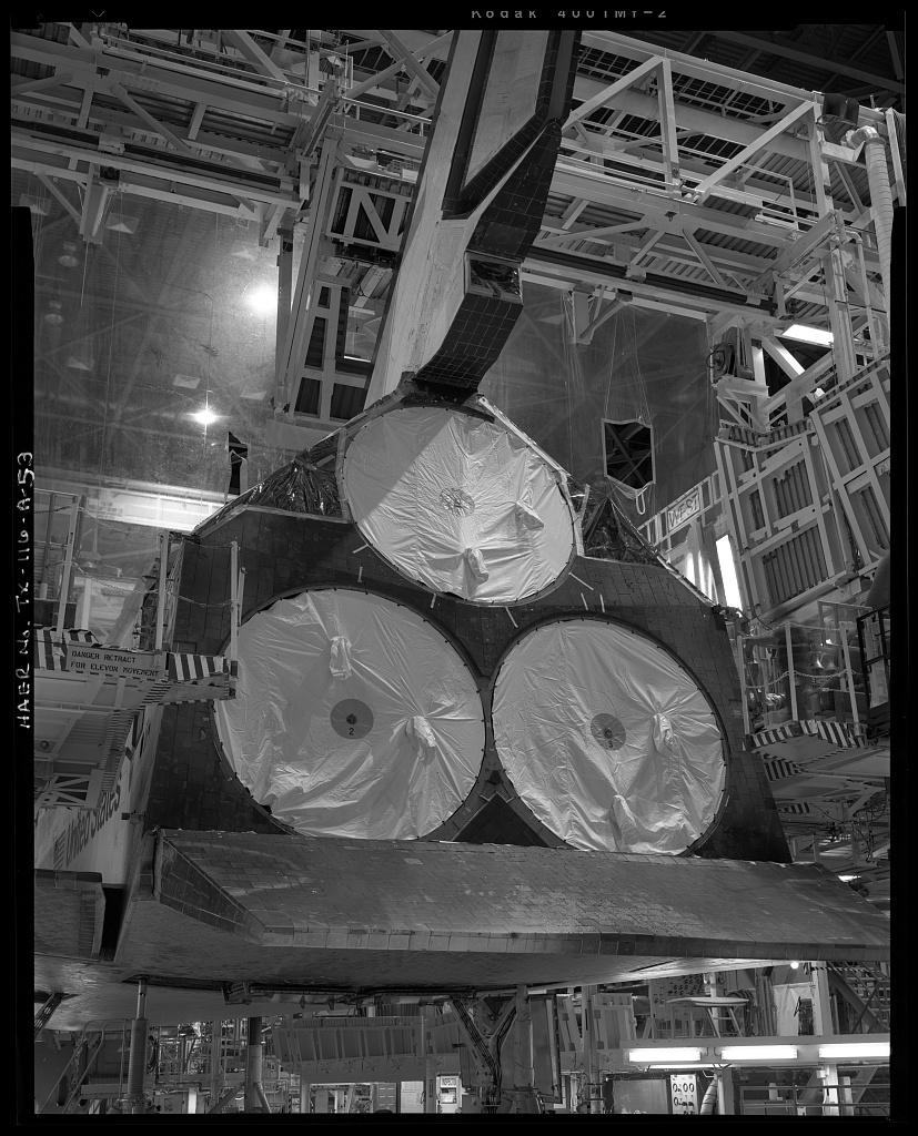 Space Transportation System, Orbiter Discovery (OV-103), Lyndon B. Johnson Space Center, 2101 NASA Parkway, Houston, Harris County, TX