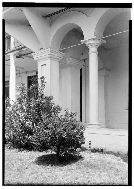 Spring Hill College, Main Building, Old Shell Road, Spring Hill, Mobile County, AL