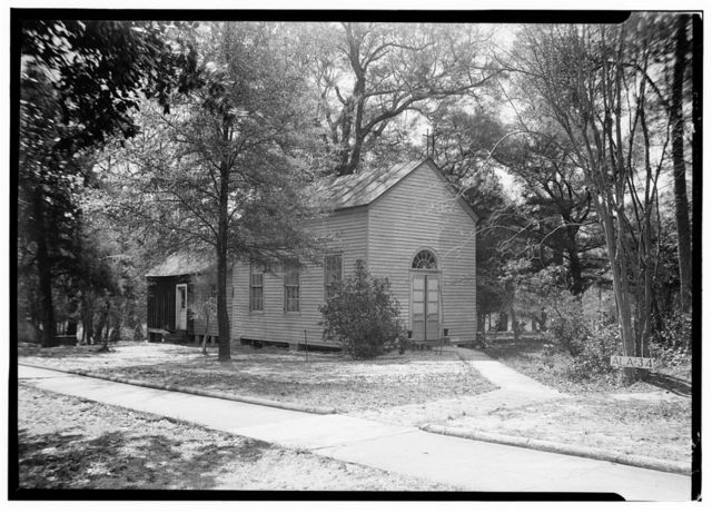 Spring Hill College, Sodality Chapel, Old Shell Road, Spring Hill, Mobile County, AL