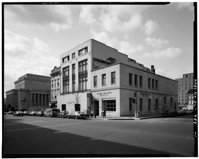 Square 432 (Commercial Buildings), Seventh, D, & Eighth Streets & Pennsylvania Avenue, Northwest, Washington, District of Columbia, DC