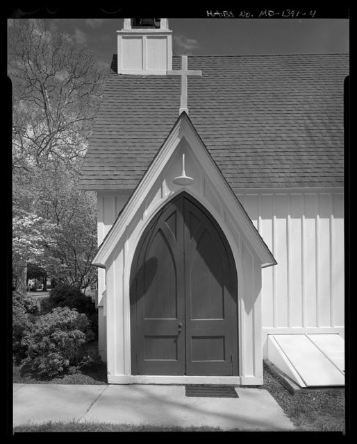 St. Andrew's Chapel, 104 Maple Avenue, Sudlersville, Queen Anne's County, MD