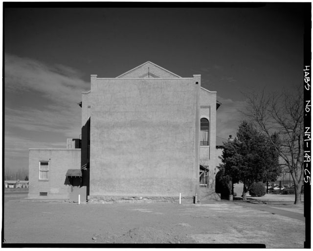 St. Anthony's Orphanage, Chapel, 1500 Indian School Road Northwest, Albuquerque, Bernalillo County, NM