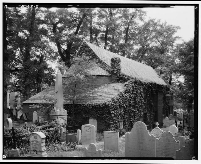 St. Augustine Chapel, St. Augustine Cemetery, Dorchester Street, South Boston, Suffolk County, MA