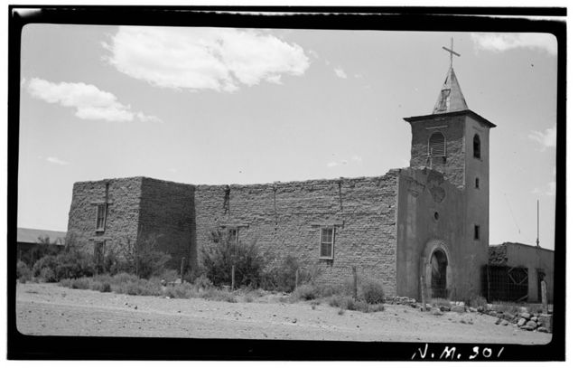 St. Francis de Sales Church, Rodey, Dona Ana County, NM