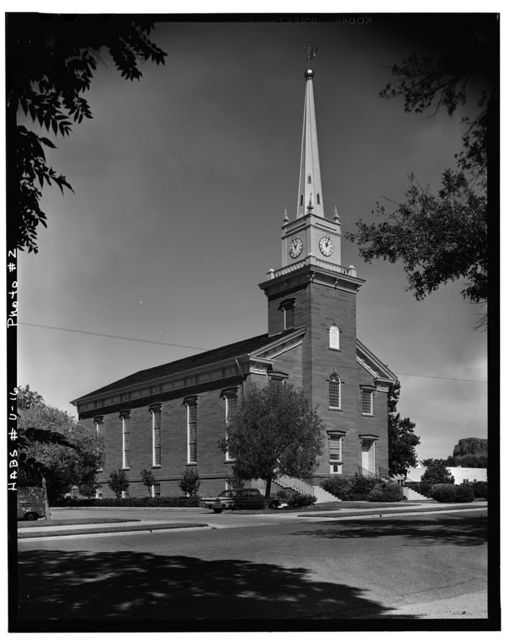 St. George Tabernacle, Main Street and Tabernacle Streets, Saint George, Washington County, UT