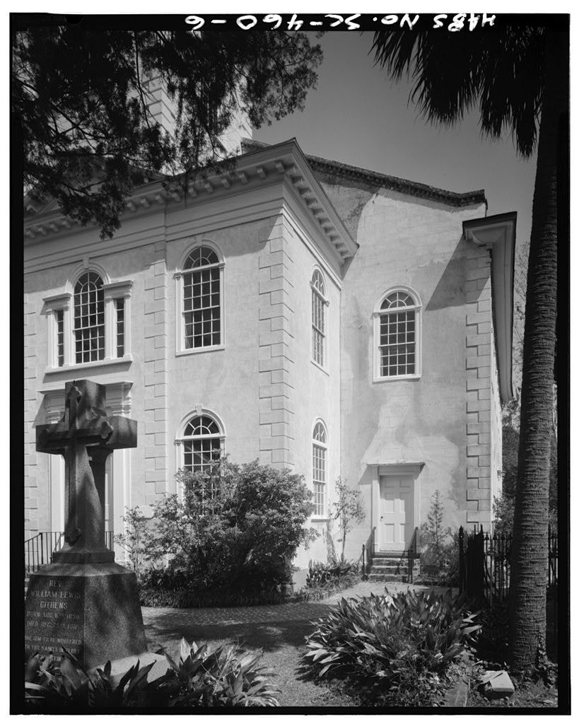 St. Helena's Episcopal Church, 501 Church Street, Beaufort, Beaufort County, SC