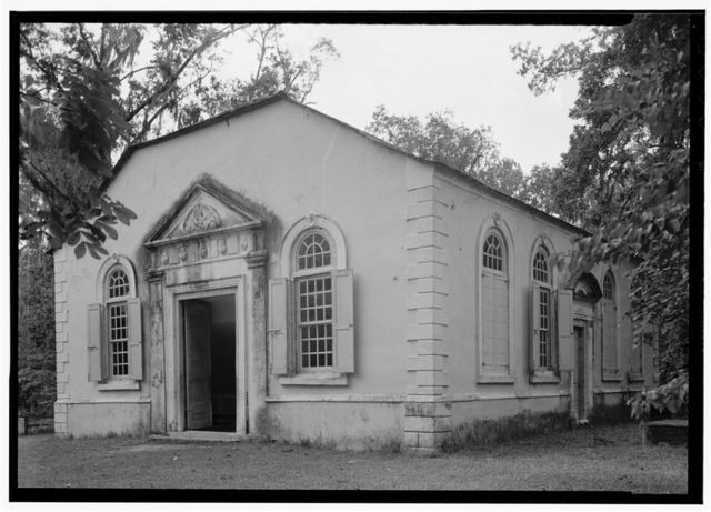 St. James' Protestant Episcopal Church, Goose Creek, Berkeley County, SC