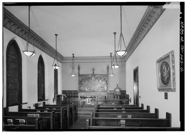 St. John's Episcopal Church, 413 West Cumberland Avenue Southwest corner Walnut & Cumberland, Knoxville, Knox County, TN