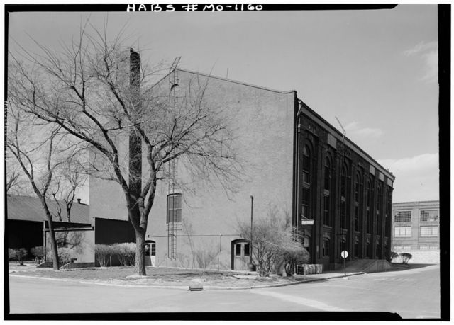 St. Louis Arsenal, Old Barracks, Second & Arsenal Streets, Saint Louis, Independent City, MO