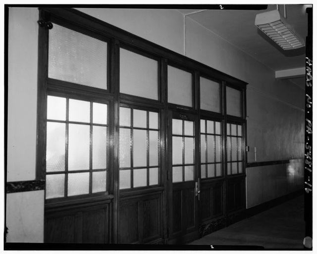 St. Mary's Roman Catholic School, Northwest corner of Church Avenue & Guthrie Street, McKees Rocks, Allegheny County, PA