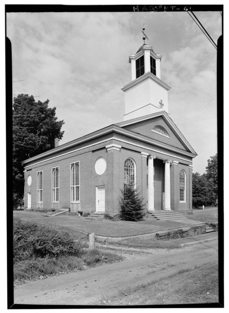 St. Paul's Episcopal Church, State & Court Streets, Windsor, Windsor County, VT