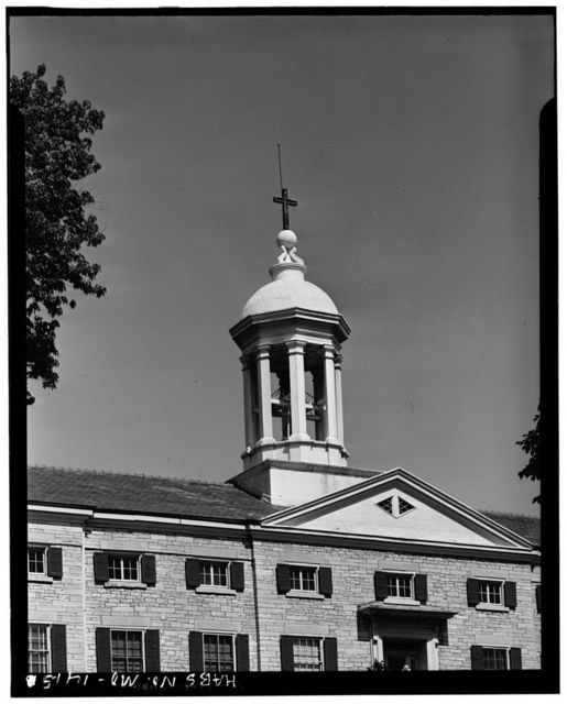 St. Stanislaus Seminary, 700 Howderschell Road, Florissant, St. Louis County, MO