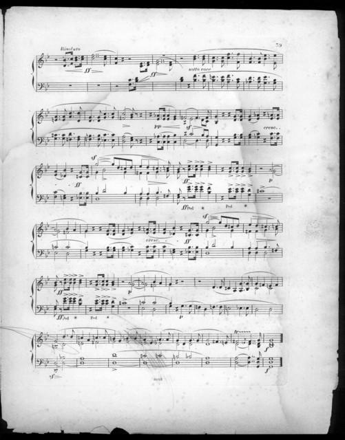 Stabat Mater de Rossini, quatuor sans accompagneme