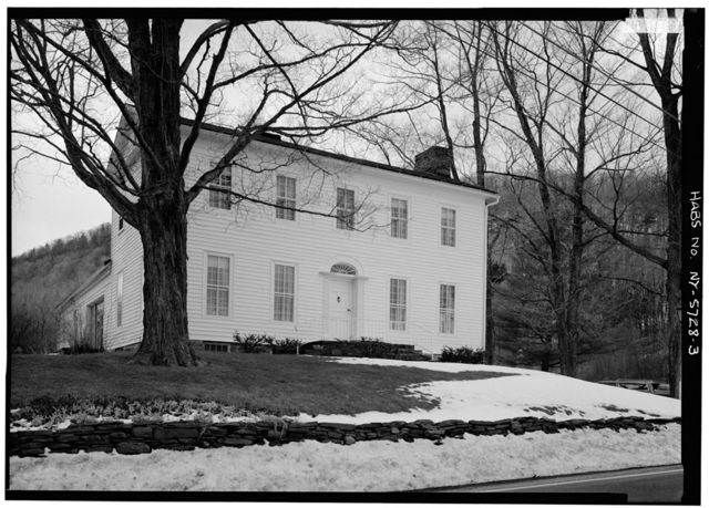 Stainton House, 1735 Ellis Hollow Road, Ithaca, Tompkins County, NY