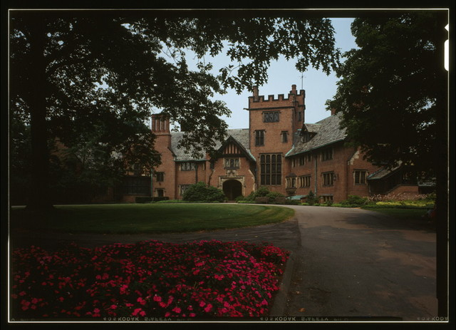 Stan Hywet Hall, 714 North Portage Path, Akron, Summit County, OH