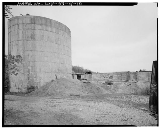 Standard Lime & Stone Quarry, Tanks & Settling Basins, County Route 27, Millville, Jefferson County, WV
