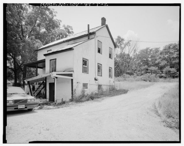 Standard Lime & Stone Quarry, Worker's House No. 1, County Route 27, Millville, Jefferson County, WV